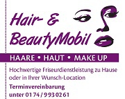Hair and Beauty Mobil